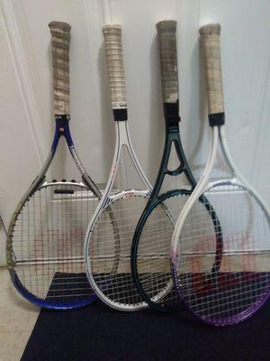 🌟Wilson Tennis Rackets🌟 for Sale in Cutler Bay, FL