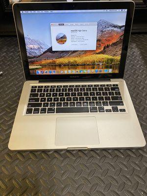 Apple MacBook Pro intel core i7 4gb Ram 320gb HardDrive year 2011 for Sale in Stockton, CA