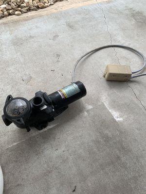 Hayward Pool Pump for Sale in San Antonio, TX