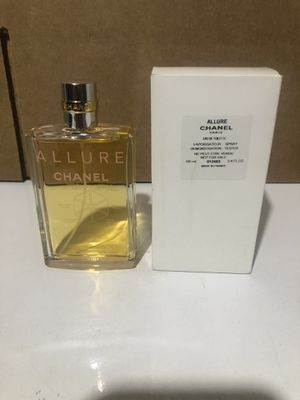 Chanel Allure Eau De Toilette 3.4 oz. Tester Spray BRAND NEW W/ TESTER BOX ( WOMEN FRAGRANCE PERFUME) for Sale in Philadelphia, PA