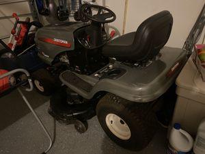 Craftsman tractor lawnmower for Sale in Manassas, VA