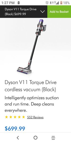 Dyson V11 for Sale in Corona, CA