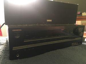Onkyo AV Receiver TX-SR309/Stereo for Sale in Lynwood, CA