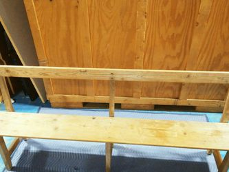 Long Wooden Bench for Sale in Atlanta,  GA