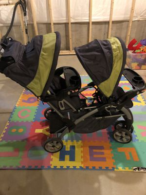 Baby Trend Sit N' Stand Double Stroller for Sale in Lockport, NY