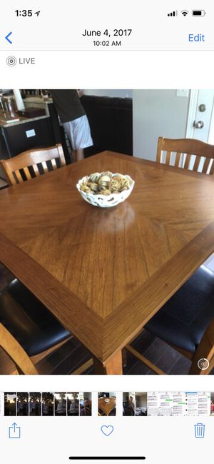 Kitchen Table with chairs for Sale in Richmond, KY