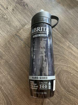 BRITA BOTTLE WATER FILTRATION SYSTEM 1 FILTER for Sale in Chula Vista, CA