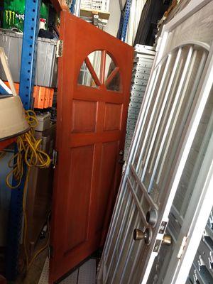 Solid wood door for Sale in Montebello, CA