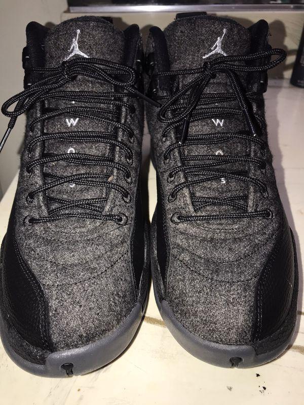 "Jordan ""Wool"" 12"
