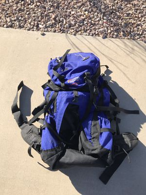 Alpine Lowe 90 15 Hiking Camping Backpack for Sale in Phoenix, AZ