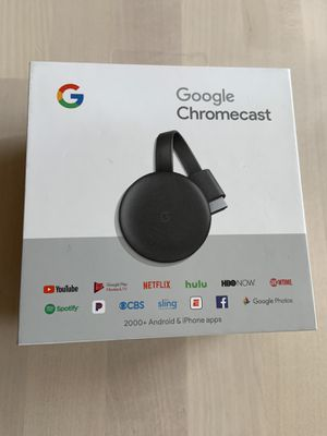 Google chromecast for Sale in Wheat Ridge, CO