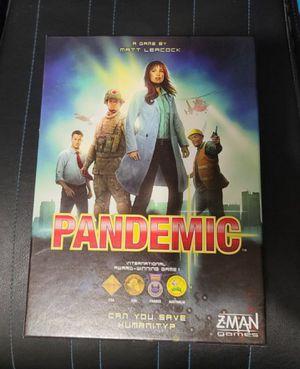 Pandemic Board Game for Sale in San Jose, CA