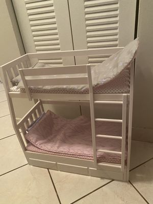 "Our Generation Bunk Beds for 18"" Dolls for Sale in Fort Lauderdale, FL"