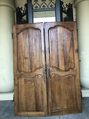 Antique Armoire Doors for Sale in San Diego, CA