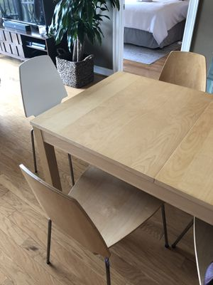 Dining table + 6 chairs for Sale in Arlington, VA
