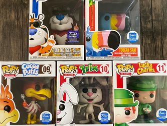 Funko Pop Cereal Ad Icons for Sale in Moreno Valley,  CA