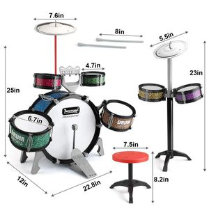 Jazz Drum Set for Sale in Staten Island, NY