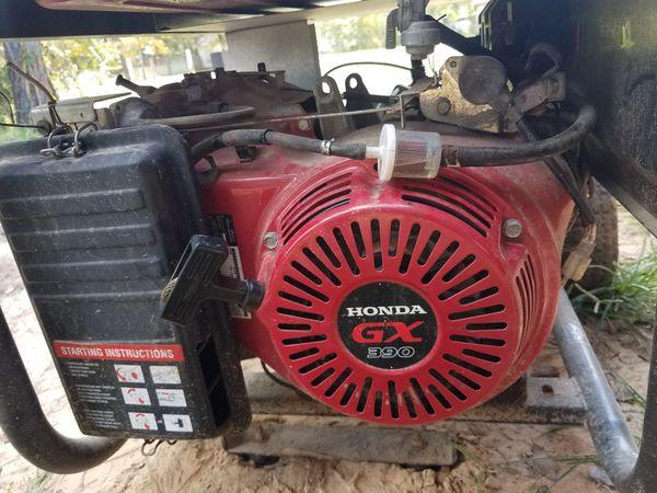Honda Gx390
