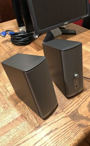 Bose companion speakers for Sale in Los Angeles, CA