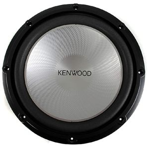 Kenwood 12inch 1000W Single 4 Ohm Performance Series Car Subwoofer for Sale in Scottsdale, AZ