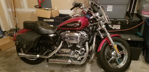 2012 Harley Davidson Sportster for Sale in Auburn, WA