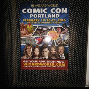 Comic Con Portland for Sale in Beaverton, OR