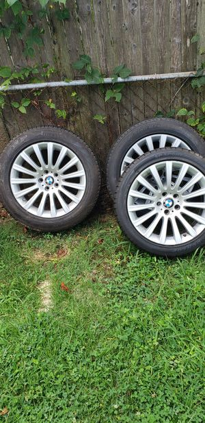 """BMW stock 5 lugs 19""""Rims and Tires for Sale in District Heights, MD"""