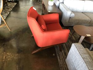 Mid Century Modern Furniture Brand New Orange Chair On Sale for Sale in Houston, TX