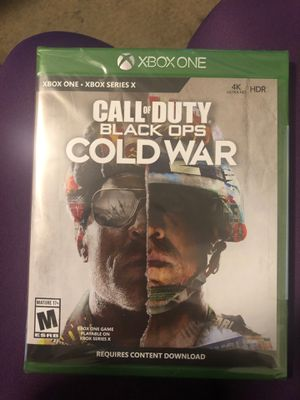 CoD Black Ops Cold War- Brand new for Sale in Fresno, CA