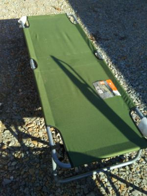 Camping Cot for Sale in White Hall, WV
