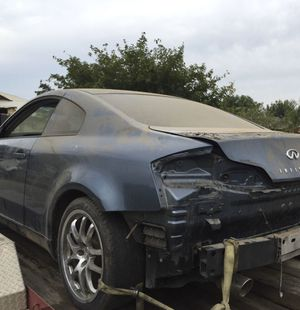 2006 Infiniti g35 coupe parts!! for Sale in Dinuba, CA
