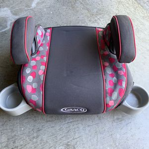 Graco Booster Seat with Cupholders! for Sale in Mason, OH