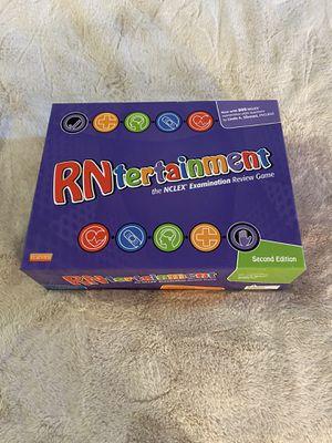 RNtertainment NCLEX prep game for Sale in San Ramon, CA