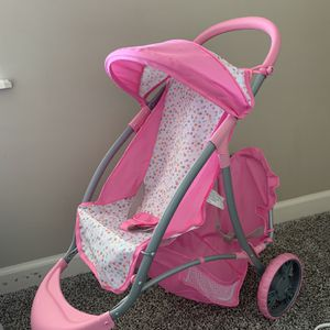 Doll Jogging Stroller for Sale in Pickerington, OH