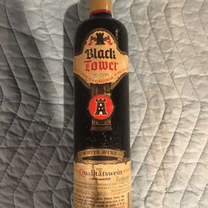 Black Tower White Wine 1981 for Sale in Brooklyn, NY