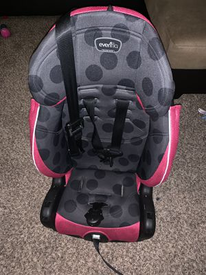 Evenflo car seat for Sale in Amsterdam, NY