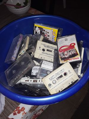 Old Cassettes - FREE for Sale in Lakewood, CA
