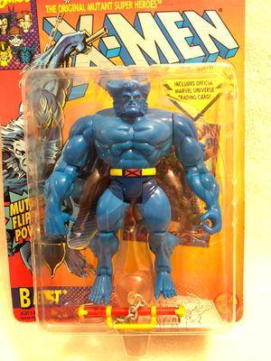 TOY BIZ THE UNCANNY X-MEN BEAST ACTION FIGURE 1994 for Sale in Menifee, CA
