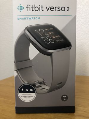 Fitbit Versa 2 Smartwatch for Sale in Ceres, CA