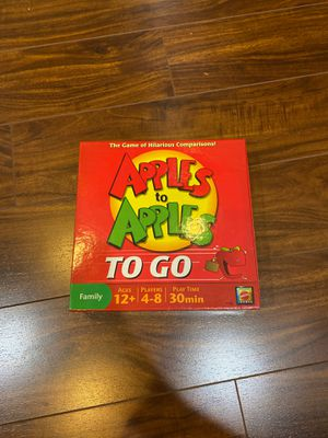 Apples to Apples To Go for Sale in Clackamas, OR