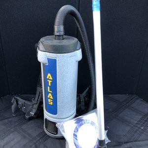 EDIC Atlas 10 Quart Backpack Vacuum for Sale in Mountain View, CA