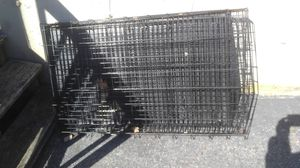 Large dog crate for Sale in Southbridge, MA