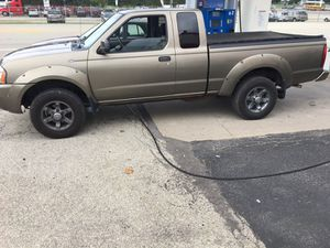 02 Nissan Frontier Ext 4x4 for Sale in Pittsburgh, PA