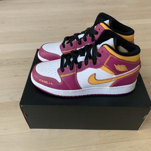 Air Jordan 1 Mid Dia De Los Muertos Size 8.5 for Sale in Atlanta, GA