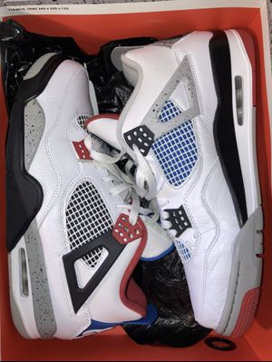 "Air Jordan 4 Retro SE ""What the 4"" for Sale in San Diego, CA"