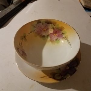 Handpainted Nippon dish antique china for Sale in Pittsburgh, PA