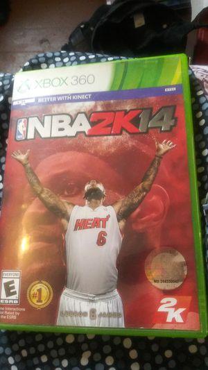 NBA 2K 11 & 14 Xbox 360 games for Sale in Seattle, WA