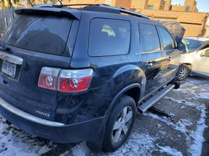 2009 GMC Acadia for parts for Sale in Cleveland, OH