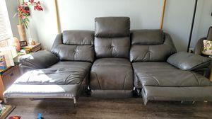 Reclining sofa for Sale in Campbell, CA