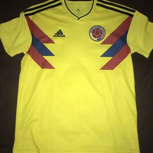 ADIDAS COLOMBIA SOCCER JERSEY for Sale in McLean, VA